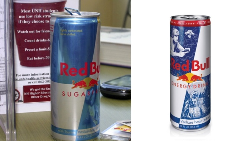 This Is What One Can Of Red Bull Does To Your Body