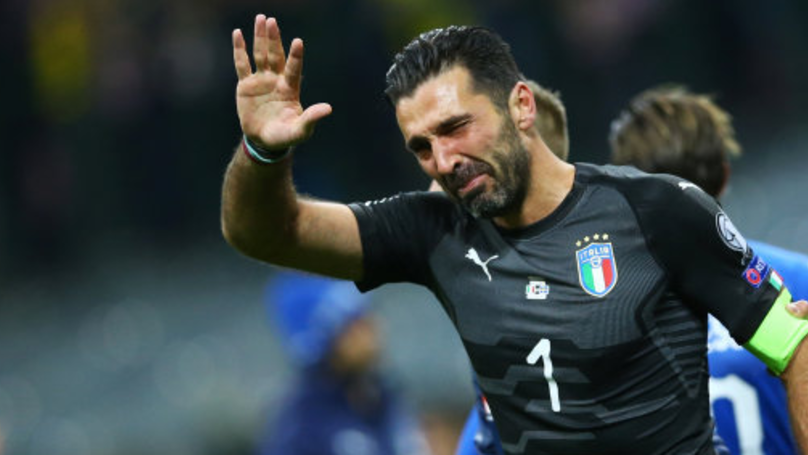 Italy Could Still End Up Going To Next Year's World Cup