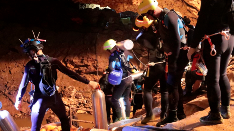 ​Thai Cave Rescue Operation To Resume In 10-20 Hours