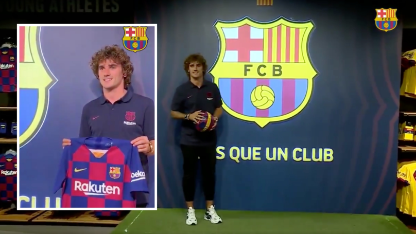 Barcelona's Debt Reaches A Whopping £800m After Signing Antoine Griezmann From Atletico Madrid