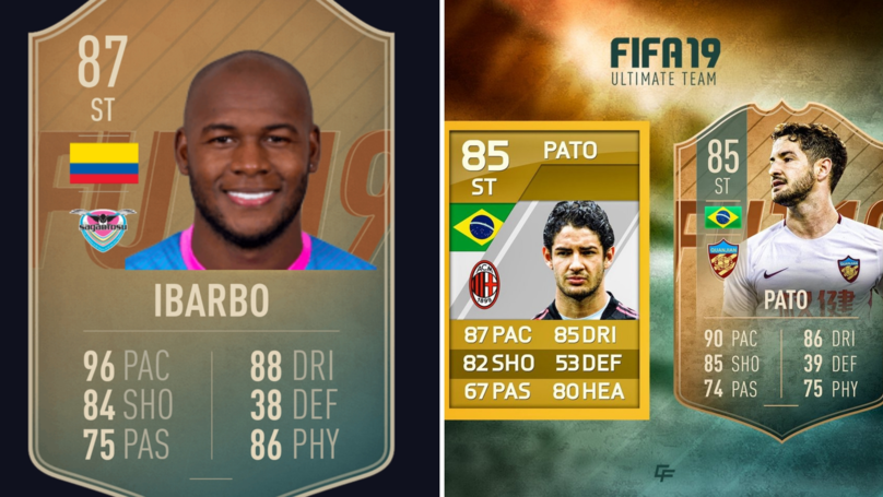 FIFA 19 Fans Are Going Crazy For Ultimate Team 'Flashback' Cards From Previous Games