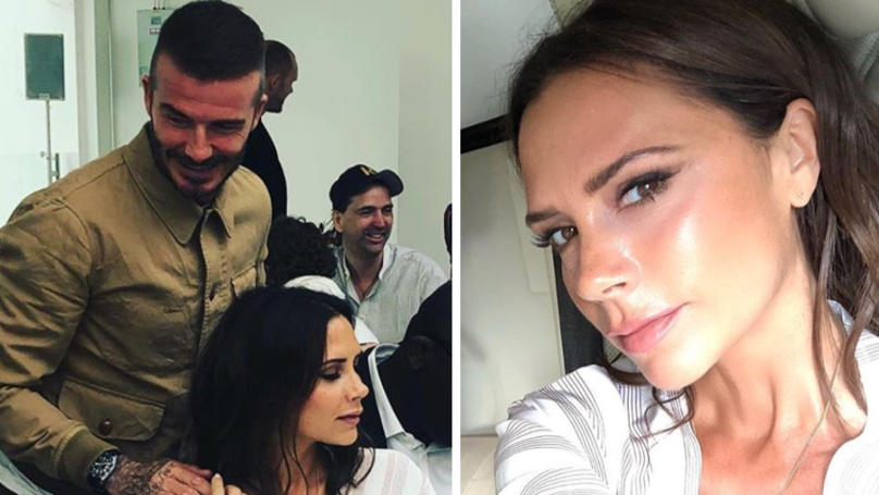 Victoria Beckham Breaks Silence For First Time Following Divorce Rumours