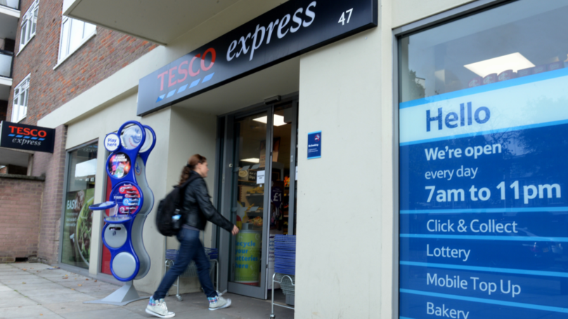​Tesco Trials Removing Plastic WrappIng From Fruit And Veg