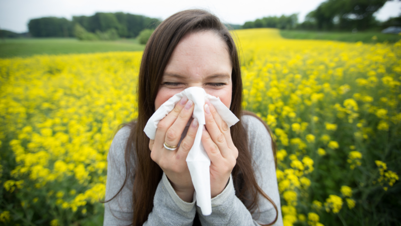 ​Warm February Could Mean Bad News For Hay Fever Sufferers