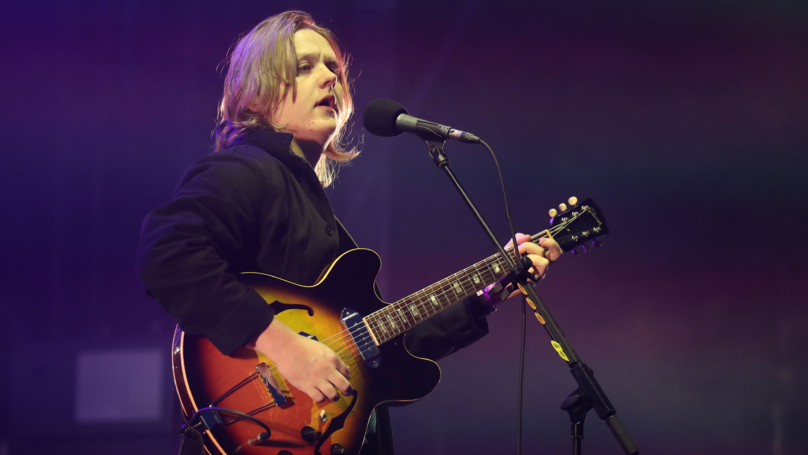 Lewis Capaldi Wants To Help Fans Suffering From Anxiety At His Shows