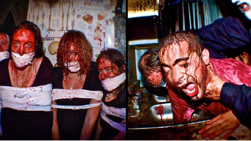 Nobody Lasts More Than 6 Hours Inside The World's Scariest Haunted House