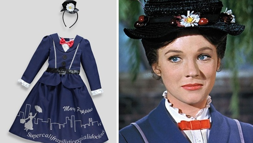 ​Matalan Is Selling A Mary Poppins Costume For Kids
