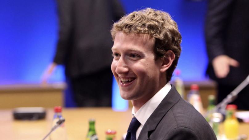 ​Mark Zuckerberg's Net Worth Takes $3 Billion Hit After Changes To Facebook