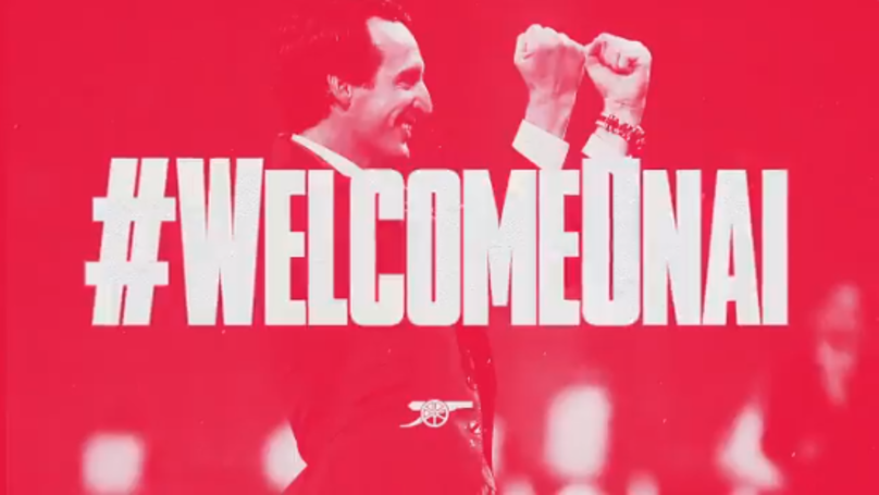 Unai Emery Confirmed As Arsenal Manager