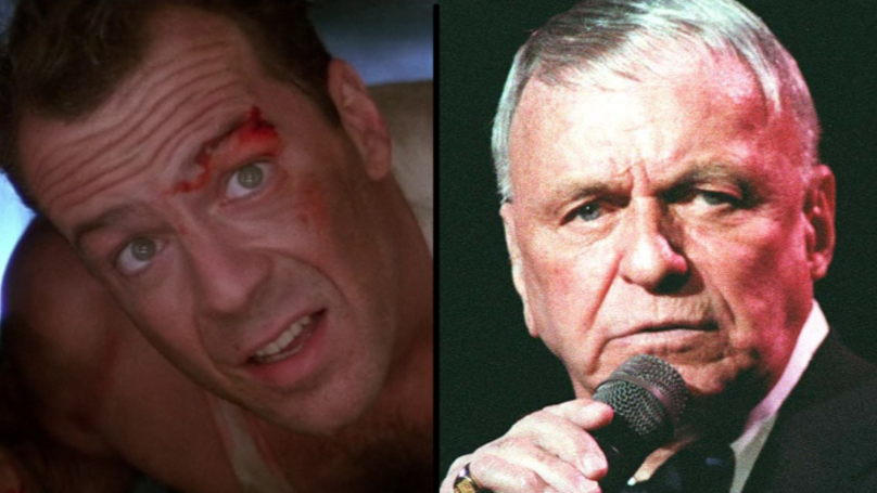 Frank Sinatra Was First Choice To Play John McClane In 'Die Hard'