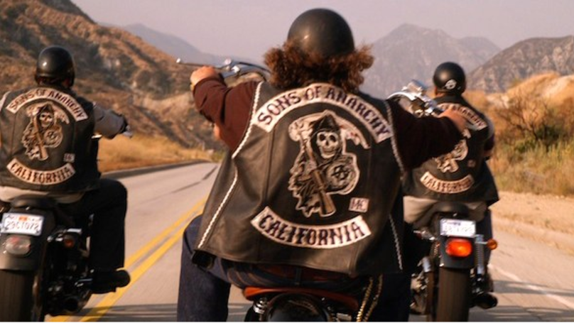 Man Attempts To Set Up His Motorcycle Gang, It Goes Horribly Wrong