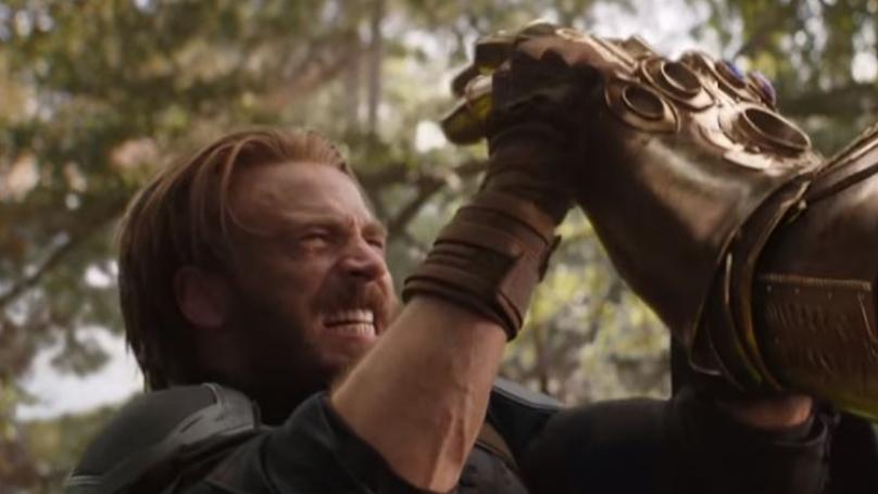 'Avengers: Infinity War' Trailer Has Got Captain America