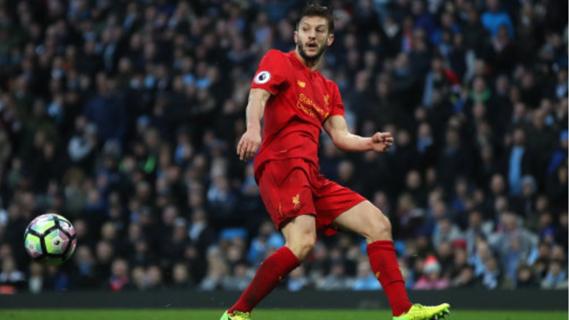 Adam Lallana Reveals What He Said To His Teammates After Man City Miss | SPORTbible