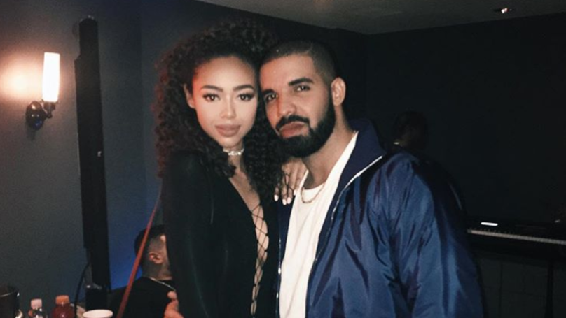 Drake Is Reportedly Dating 18-Year-Old Bella Harris