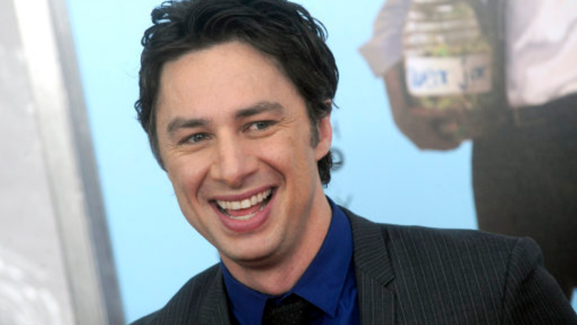 Zach Braff Posts 'Scrubs' Reunion Photo On Twitter - Could It Be?