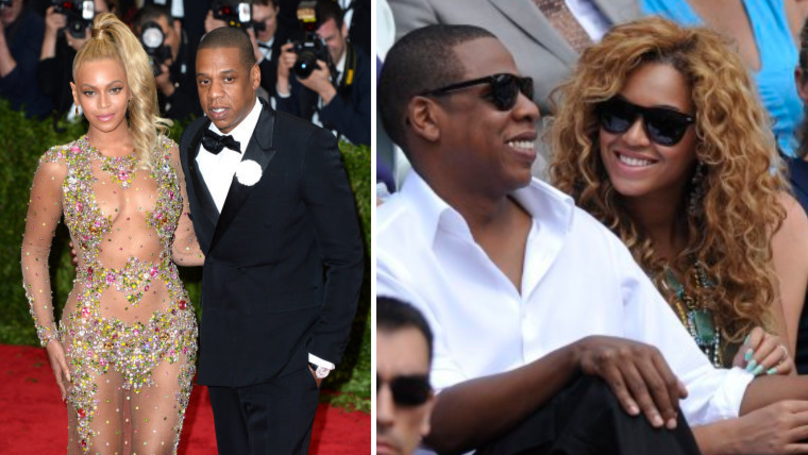 Beyonce And Jay Z 'Tickets Handed Out For Free' To Fill Empty Seats