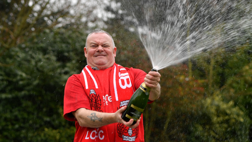 Man Wins Lottery Just Weeks After Splitting With Long-Term Girlfriend