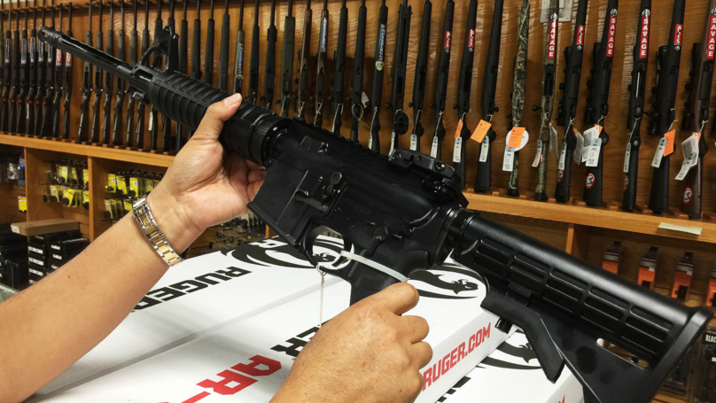 New Zealand Has Banned Semi-Automatic Weapons
