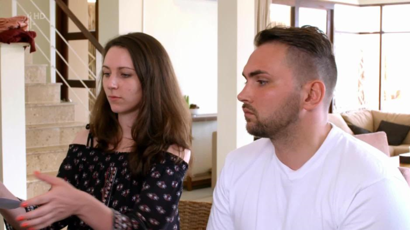 Seven Year Switch Viewers Shocked At Foul-Mouthed George Who Swears At Wife