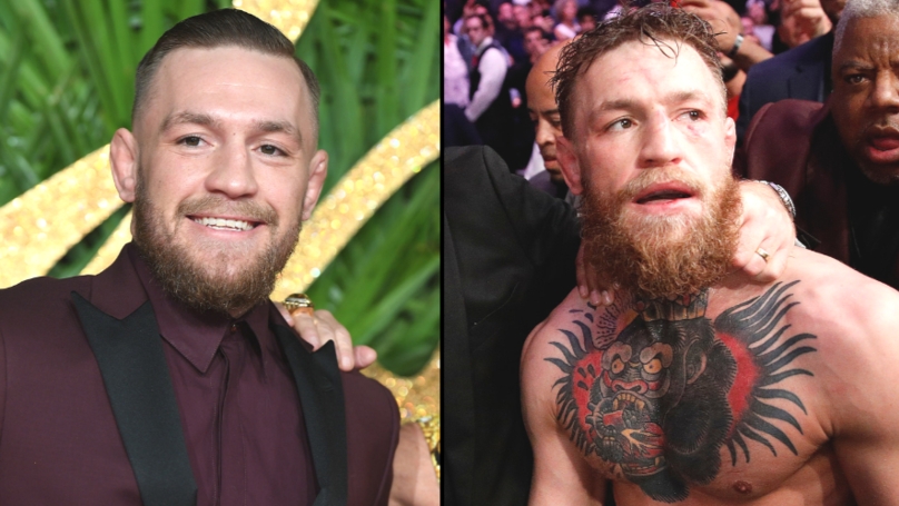 Bookies Have Slashed Odds On Conor McGregor Going On 'I'm A Celebrity'