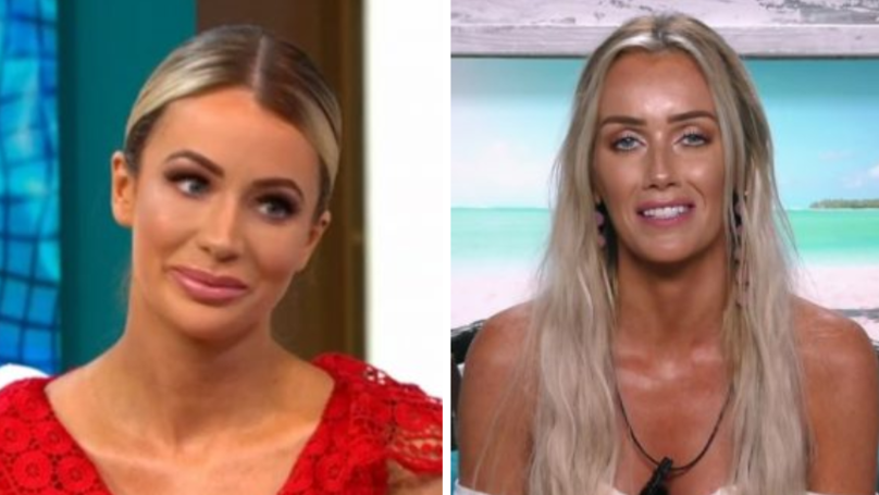 Love Island 2018: Olivia Attwood Confuses This Morning Viewers Over Laura Anderson's Age