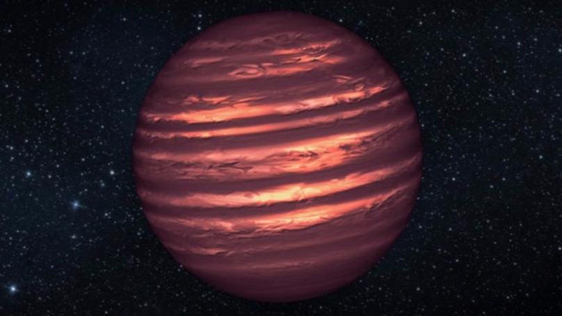 Planet So Big Discovered, it Might Not Even Be A Planet