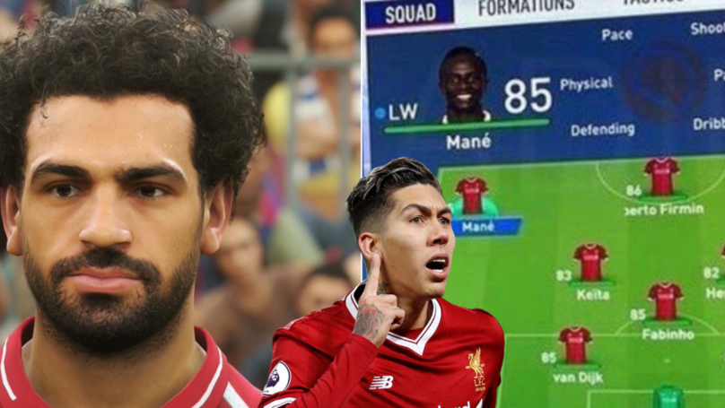 Liverpool's FIFA 19 Ratings Leaked And Fans Are Seriously Not Happy