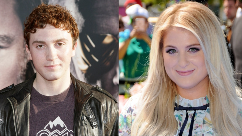 ​Meghan Trainor Just Got Engaged To The 'Spy Kids' Kid