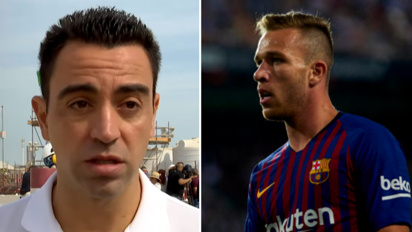 Arthur Compared To Xavi, Barcelona Legend Responds By Dropping Ultimate Compliment