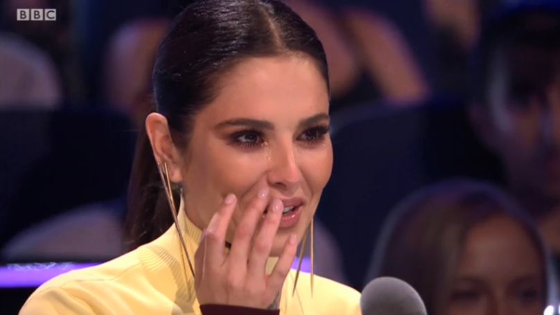 Inspiring Contestant Leaves Cheryl In Tears On 'The Greatest Dancer'