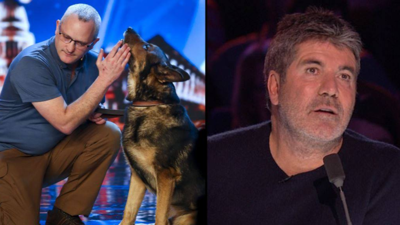 Hero Police Dog Who Was Stabbed Leaves Everyone In Tears On Britain's Got Talent