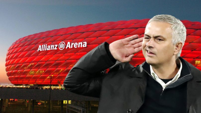 Jose Mourinho Could Be Set For Move To Bayern Munich
