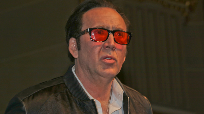 Nicolas Cage Is Reportedly Quitting Acting In Three Or Four Years
