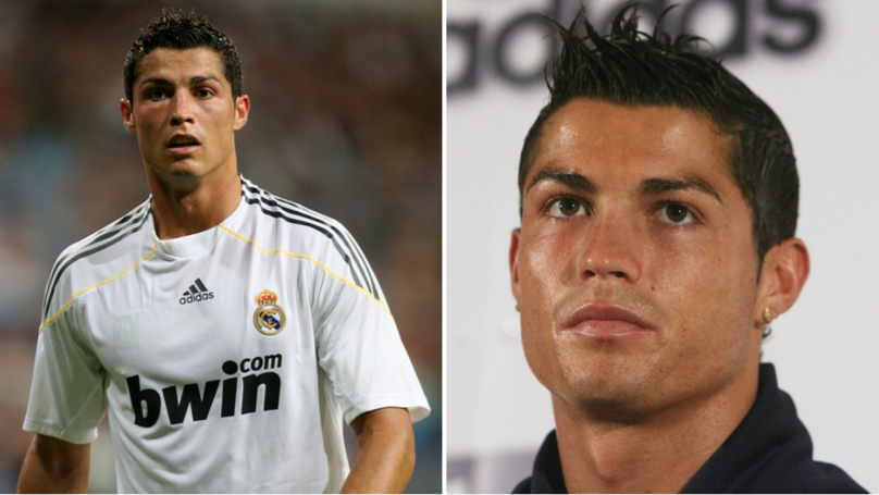 On This Day, Manchester United Sold Cristiano Ronaldo To Real Madrid For A World-Record Fee