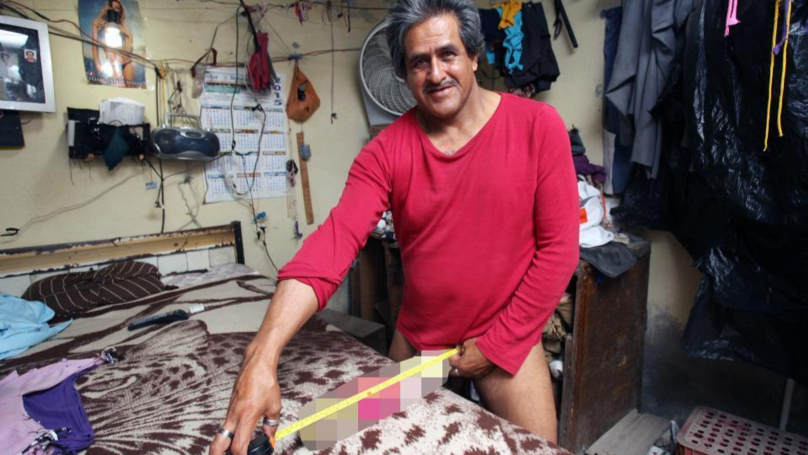 The Man With The World's Biggest Penis Was Offered Adult Film Role