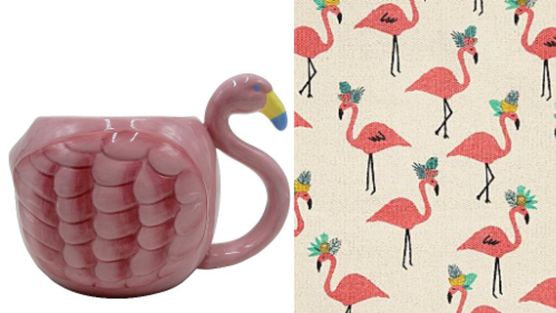 ASDA's Flamingo Range Just Got Better With These New Mugs