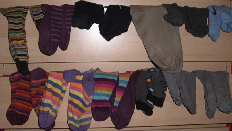 Your Fears Are Correct - Washing Machines Really Are Eating Your Socks