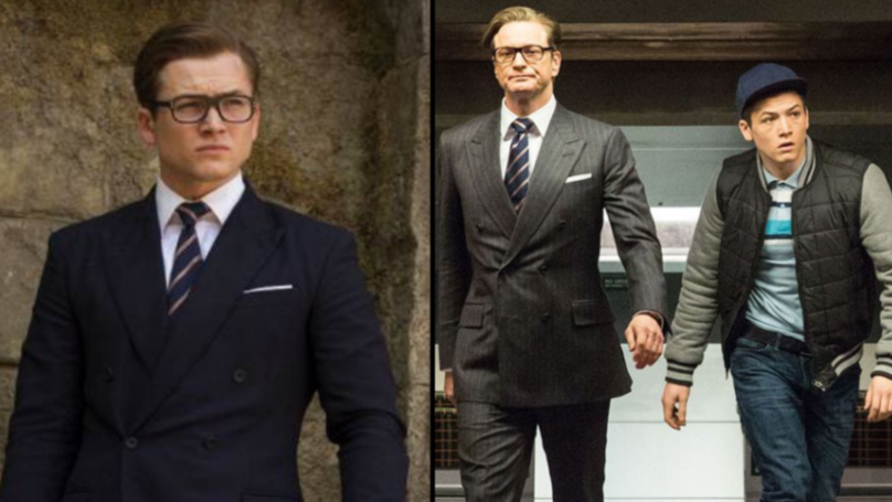 Taron Egerton Plans To Return As Eggsy In 'Kingsman' For One Final Time