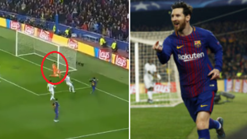 Everybody Is Saying The Same Thing About Messi's Goal Against Chelsea