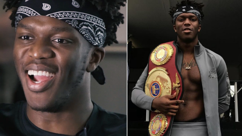 EXCLUSIVE: KSI Ready To Go Pro After Fight With Logan Paul