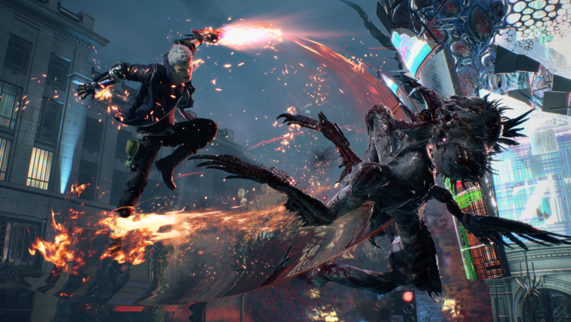 'Devil May Cry 5' Could Release On Switch If 'Dragon's Dogma' Does Well