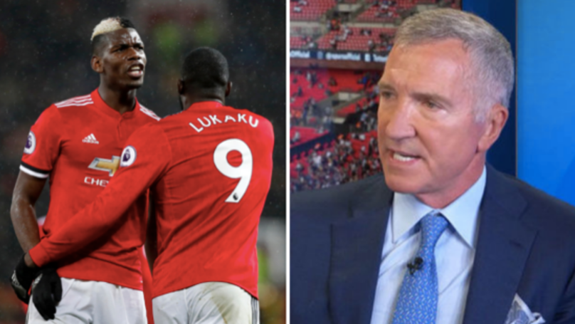 Graeme Souness Slams Man Utd Pair Paul Pogba and Romelu Lukaku For Wanting To Leave