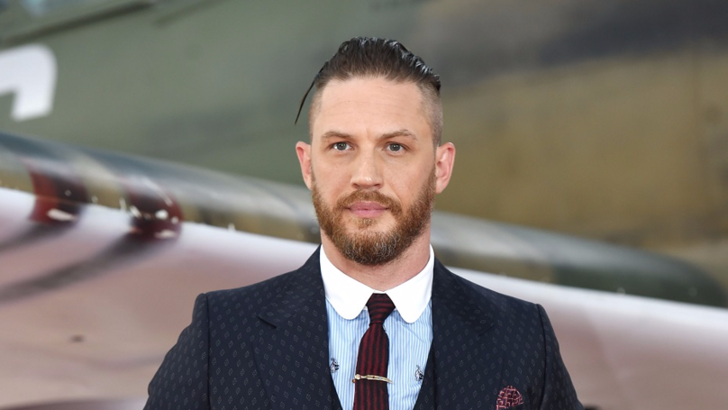 Tom Hardy Is Already Gearing Up For Another Movie And It's Very Dark