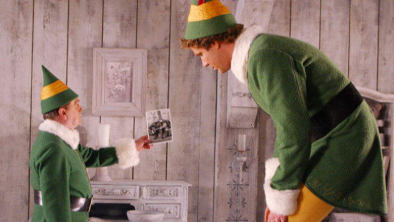 Will Ferrell Makes His Kids Watch 'Elf' Every Christmas