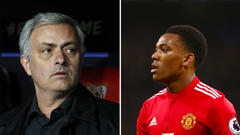 Worrying News For Anthony Martial's Future At Manchester United