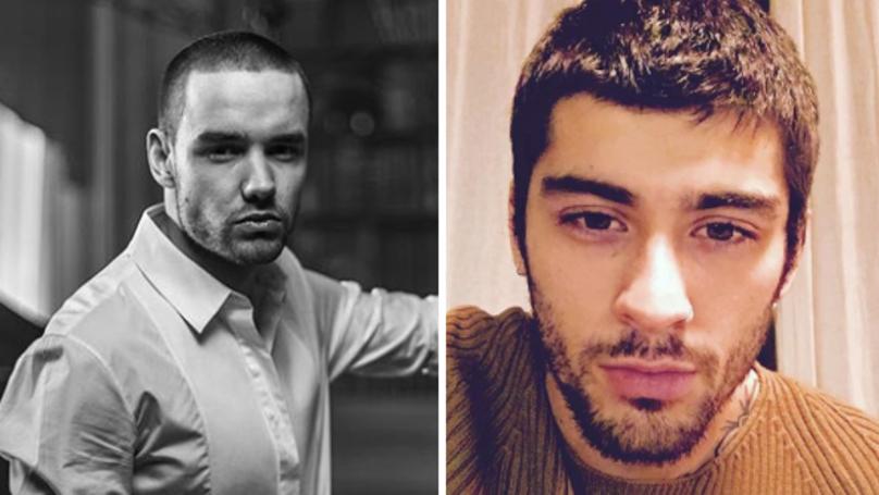 Liam Payne Angers Fans After 'Snubbing' Zayn Malik In One Direction Tweet