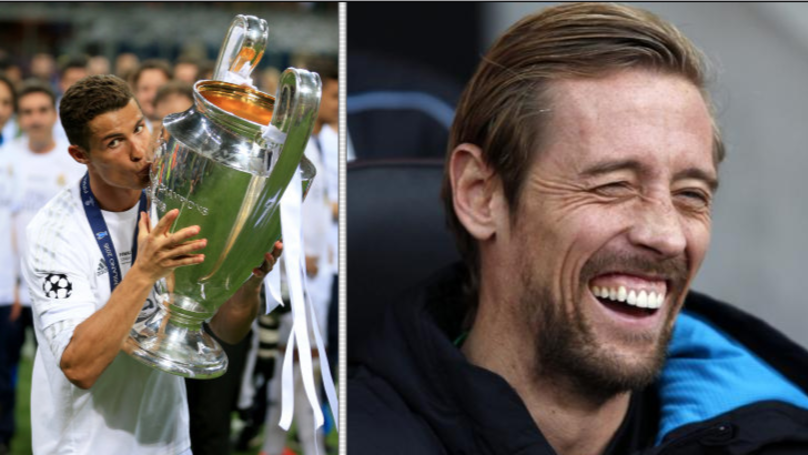 Peter Crouch Missed The Champions League Final To Watch His 'Guilty Pleasure' | SPORTbible