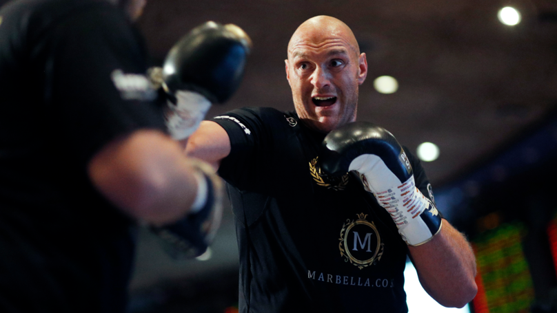 Fury vs Schwarz Live Results: Tyson Fury wins in Las Vegas with second-round TKO