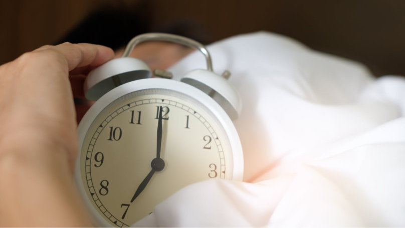 This Hack Claims To Help You Get To Sleep In Just Two Minutes