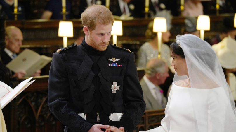 Royal Wedding 2018: Turns Out That Spare Seat Wasn't For Diana